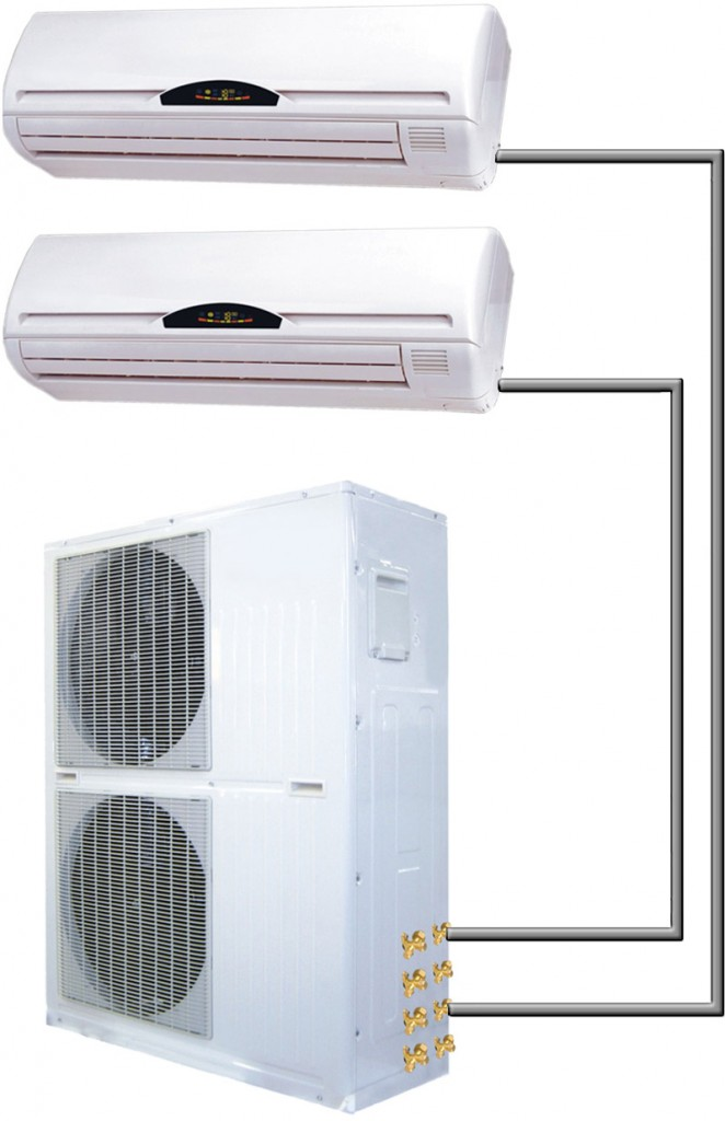 We install ductless AC and heat pumps in the Baltimore/Annapolis area in Maryland.