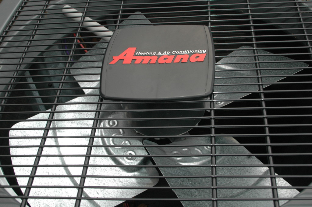 A unit that received AC service in the Pasadena, MD, area