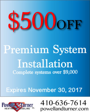 $500 OFF Complete, Premium HVAC Systems