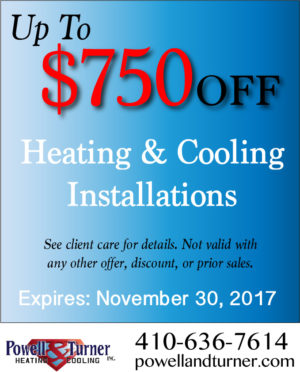 Up to $750 OFF Heating & Cooling Installations